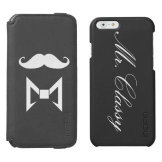 Caisse de portefeuille de l'iPhone 6/6s Incipio Coque-portefeuille iPhone 6 Incipio Watson™