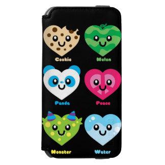 Caisse de portefeuille d'Iphone 6 Coque-portefeuille iPhone 6 Incipio Watson™