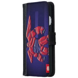 Caisse de portefeuille d'Iphone d'art de bruit de