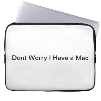 Caisse d'ordinateur portable de Mac Housses Ordinateur