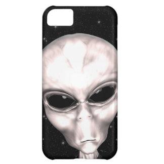 Caisse étrangère grise de l'iPhone 5 de l'espace Coque iPhone 5C