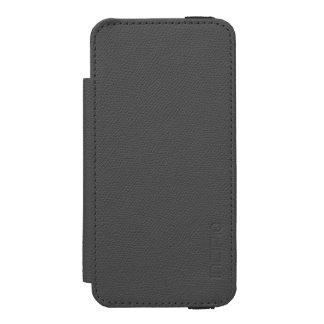 Caisse faite sur commande de portefeuille de coque-portefeuille iPhone 5 incipio watson™