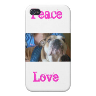 caisse girly mignonne d'IPod Coques iPhone 4