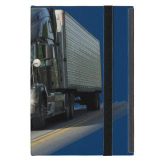 Caisse lourde de camion de transport de conducteur coque iPad mini