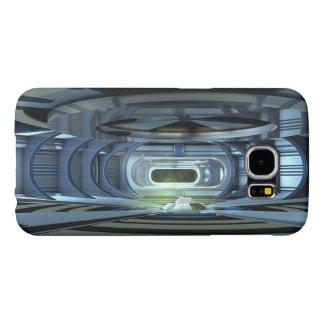 Caisse magnifique de la galaxie S6 de Samsung à