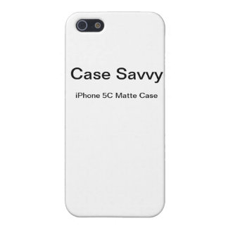 Caisse mate Coque-Intuitive personnalisée de Étuis iPhone 5