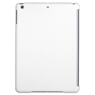 Caisse mate intuitive d'air d'iPad de cas