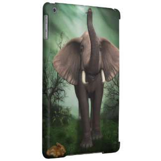 Caisse merveilleuse d'air d'iPad