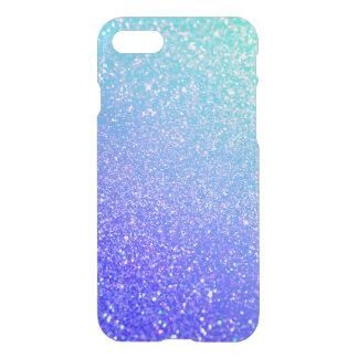 Caisse rare bleue de l'iPhone 7 d'Ombre de Coque iPhone 7