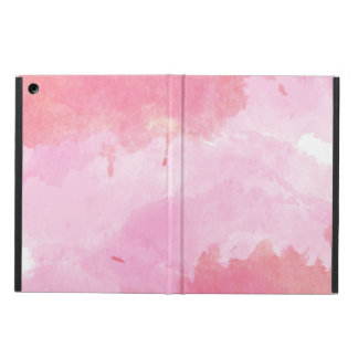 Caisse rose À LA MODE abstraite d'air d'iPad de Étui iPad Air
