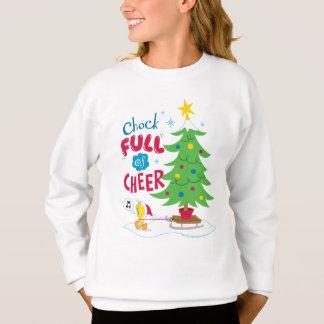 Cale complètement d'acclamation sweatshirt