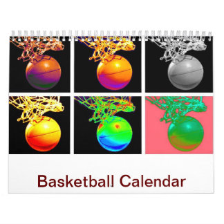 Calendrier 2018 de basket-ball
