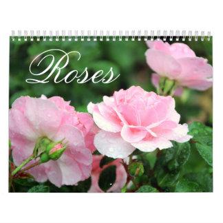 Calendrier de coutume de roses