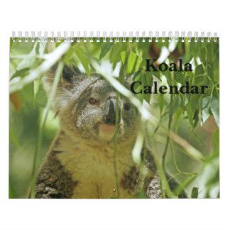 Calendrier de koala
