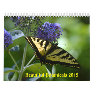 Calendrier floral 2015