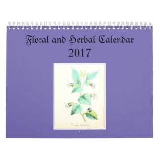 Calendriers Floral et de fines herbes