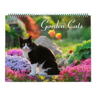 Calendriers Muraux Taille des chats 2017 de jardin grande