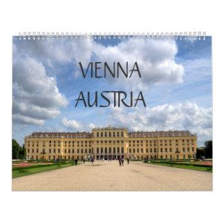 Calendriers Vienne Autriche Kalender 2018