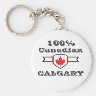 Calgary 100% porte-clés