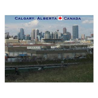 Calgary Alberta Carte Postale