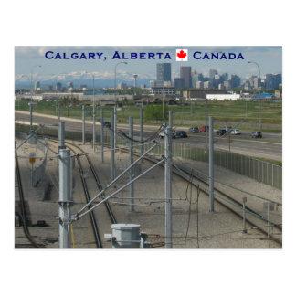 Calgary Canada Cartes Postales