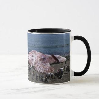Calmar rayonné mug