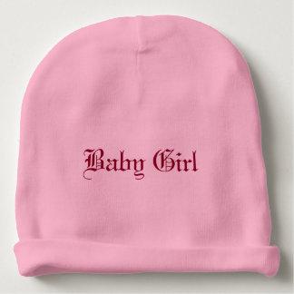 Calotte de bébé avec le nom en lettres bonnet pour bébé