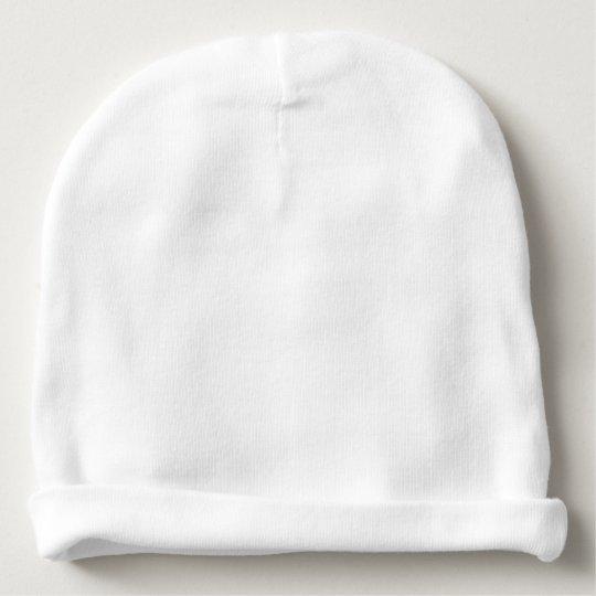 Custom Bonnet pour bébé en coton très doux