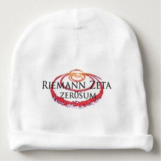 Calotte de bébé de Riemann Zeta Bonnet Pour Bébé