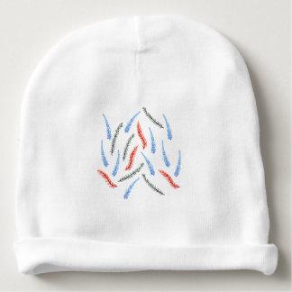 Calotte de coton de bébé de branches bonnet pour bébé