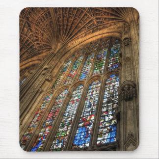 ~ Cambridge, Angleterre de College Chapel du Roi Tapis De Souris