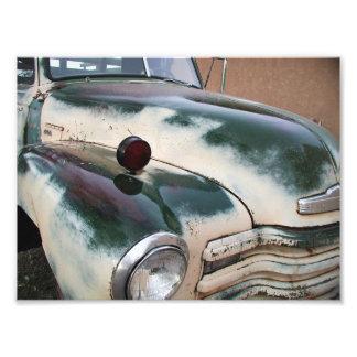 Camion classique vintage impression photo