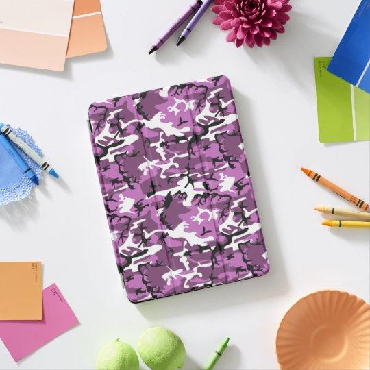Camo violet protection iPad pro