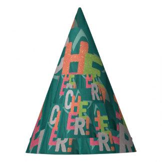 Camp d'anniversaire de casquette de la partie des chapeaux de fètes