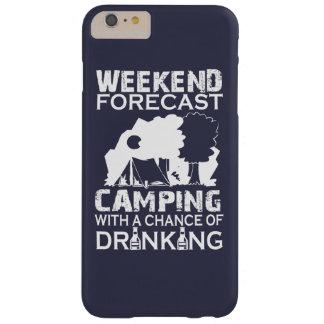 CAMPING DE PRÉVISION DE WEEK-END… COQUE iPhone 6 PLUS BARELY THERE