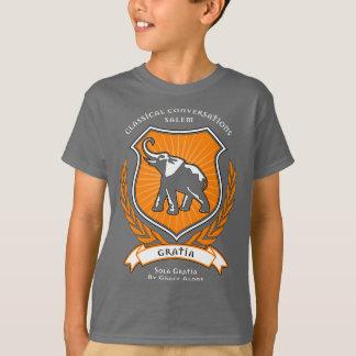 Campus de cc Salem Gratia - T-shirt normal de