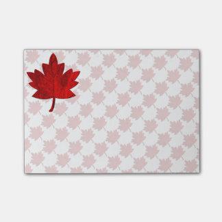 Canada-esdoorn Blad door Shirley Taylor Post-it® Notes