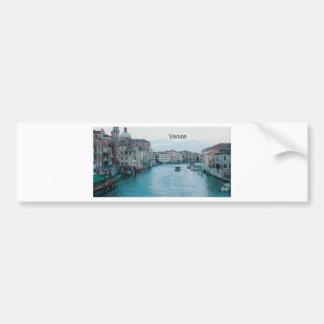 Canal grand de l'Italie Venise (St.K) Autocollant De Voiture