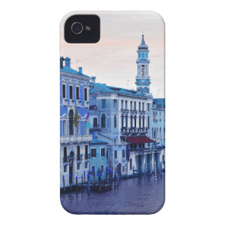 Canal grand, Venise, Italie Coque iPhone 4
