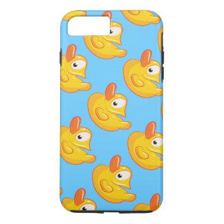 Canard en caoutchouc jaune coque iPhone 8 plus/7 plus