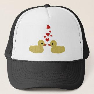 Canards dans l'amour casquette