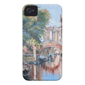 Canaux de Venise Coque iPhone 4