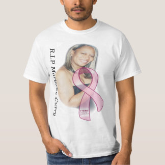 Cancer du sein du combat de Mary Ann T-shirt