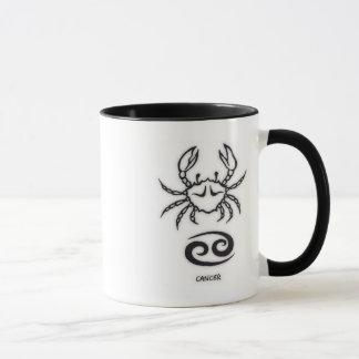 Cancer et café mug