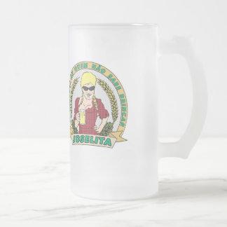 Canette de bière amusante Joselita Chope Givrée