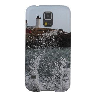 Cap Neddick/lumière de protubérance Coques Galaxy S5