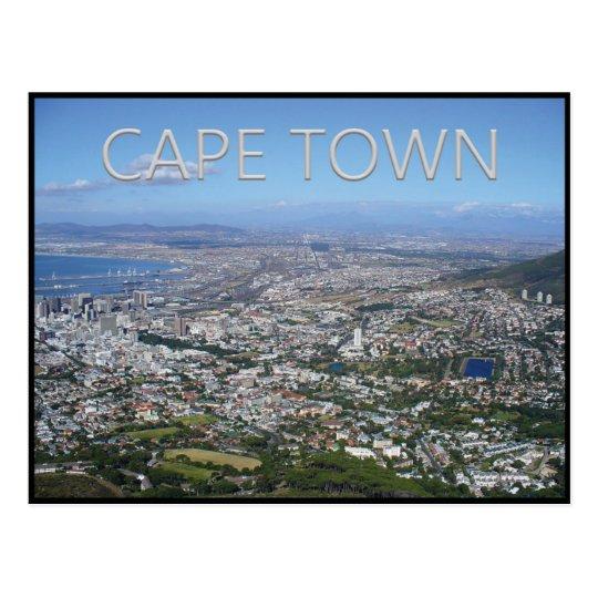 Carte Postale Afrique Du Sud.Cape Town Carte Postale De L Afrique Du Sud