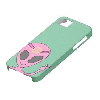 Capínha iphone 5 indie aliens coque Case-Mate iPhone 5