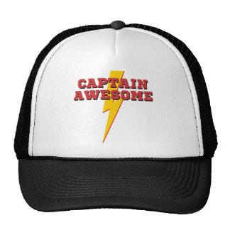 Capitaine Awesome Casquettes De Camionneur