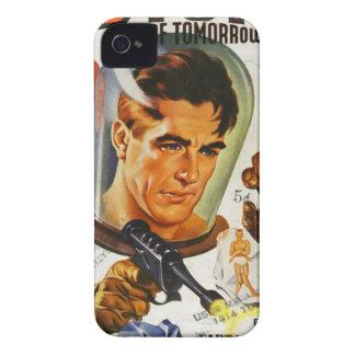 Capitaine Future et les pierres de l'espace Coques Case-Mate iPhone 4
